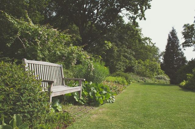 De tuin: een plek tot rust