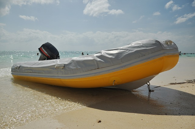 Rubberboten zijn er voor al je vaarplezier!