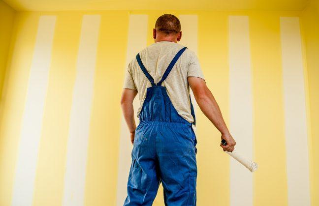 Een nieuwe verflaag ter bescherming van uw woning