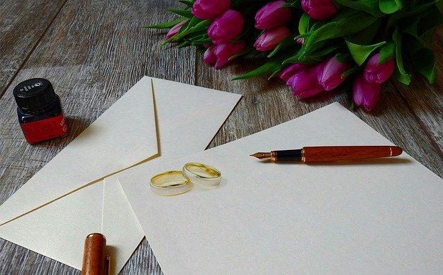 Goedkope trouwkaarten kies je zelf