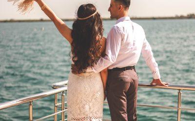 Van verloving tot aan bruiloft